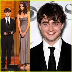 Daniel Radcliffe -- Tony Awards 2010