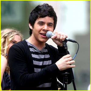 David Archuleta is a F