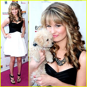 Debby Ryan Premieres 16 Wishes