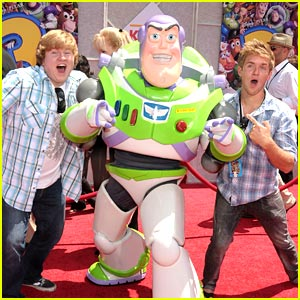 Doug &#038; Chris Brochu: To Infinity, and Beyond!