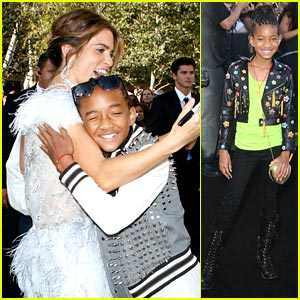 Jaden Smith: Surprise, Nikki Reed!