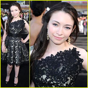 Jodelle Ferland: ONE More Day Until Eclipse!