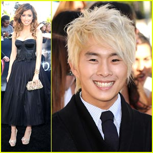 Justin Chon Goes Blond!