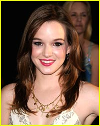 Get Kay Panabaker's Premiere Pout