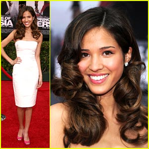 Kelsey Chow is Prince of Persia Pretty