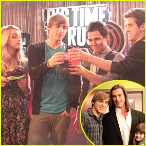 Kendall Schmidt & Katelyn Tarver: Big Time Dance!