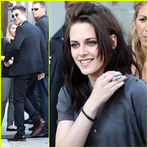 Kristen Stewart & Robert Pattinson: Jimmy Kimmel Live!