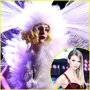 Lady Gaga Loves Taylor Swift's 'You Belong With Me'