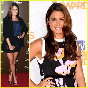 Nikki Reed -- MTV Movie Awards 2010