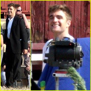 Robert Pattinson Isn't Cooler than Prince Harry