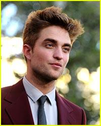 Robert Pattinson: Slouching Stud