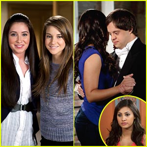 Bristol Palin on Secret Life of the American Teenager -- FIRST LOOK!