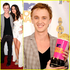 Tom Felton: Jade is in 'Deathly Hallows!'