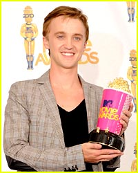 Tom Felton: Yay For Twitter!
