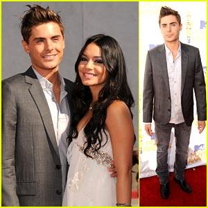 Zac Efron -- MTV Movie Awards 2010