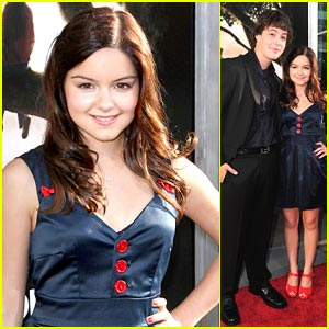 Ariel Winter: Flipped Over Isreal Broussard!