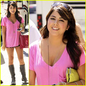 Daniella Monet: Holt Renfrew Hot