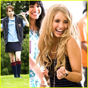 Emma Roberts: Wild Child on ABC Family This August!