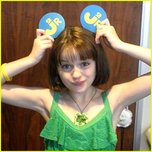 Joey King is a Little Monster