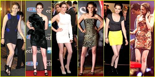 Kristen Stewart 'Eclipse' Fashion: Which Was The Best?