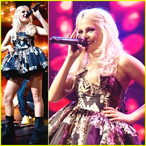 Pixie Lott: New Song 'Broken Arrow' at iTunes Festival!