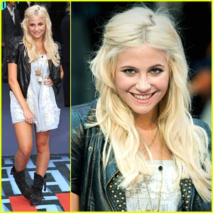 Pixie Lott Premieres Inception
