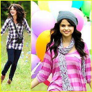 Selena Gomez: Dream Out Loud Commercial!