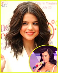 Selena Gomez & Katy Perry Team Up!