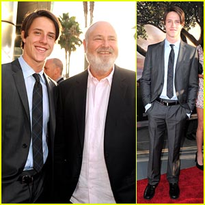 Shane Harper Flips It Out