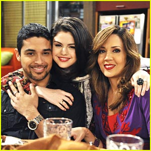 Wilmer Valderrama on Wizards of Waverly Place -- FIRST LOOK!