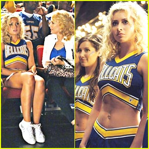 Aly Michalka & Ashley Tisdale Say A Little Prayer