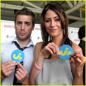 Amanda Crew with cool, Single