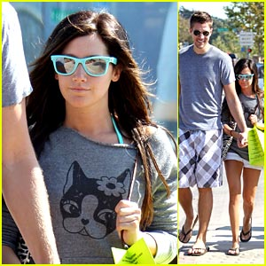 Ashley Tisdale & Scott Speer: Malibu Country Cute