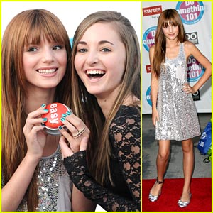 Bella Thorne & Rachel Fox Make It Easy
