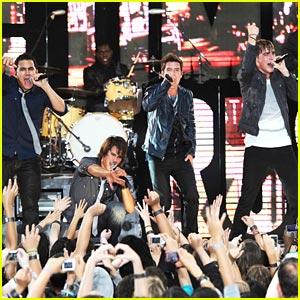Big Time Rush: Big Time Concert This Friday!