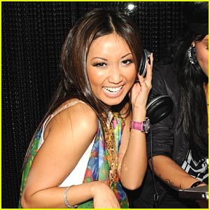 Brenda Song: I Don't Have A Middle Name!
