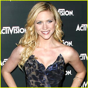 Brittany Snow is On Point