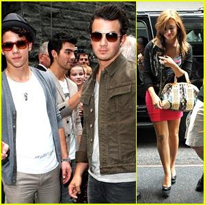 Jonas Brothers: Camp Rock 2 Premiere Tomorrow!