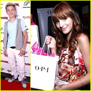 Bella Thorne & Kenton Duty: Teen Choice Retreat!