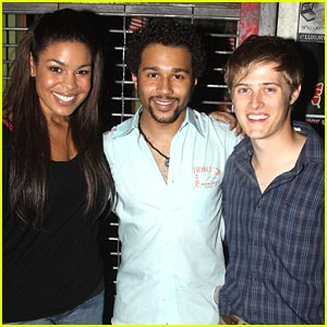 Lucas Grabeel: In The Heights with Jordin Sparks & Corbin Bleu!