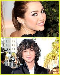 Did Adam Sevani Catch Miley Cyrus's Eye?