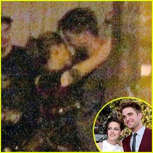 Robert Pattinson & Kristen Stewart: Montreal Mates