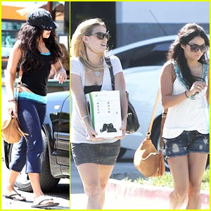Vanessa Hudgens: Best Buys with a Buddy