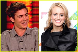 Taylor Schilling: Zac Efron's 'Lucky' Leading Lady