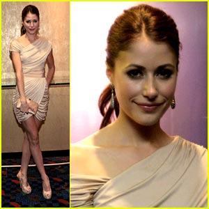 Amanda Crew: What You Don't Know About the Cemetery Scene