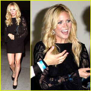 Brittany Snow: Stomp Out Bullying Global Ambassador!