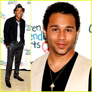 Corbin Bleu & MDot Finley are Mending Hearts