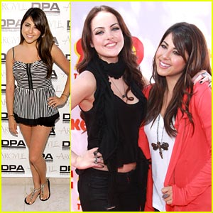 Daniella Monet &#038; Elizabeth Gillies: Fred Friends
