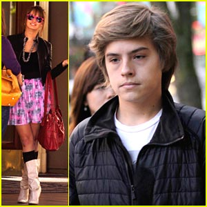 Debby Ryan &#038; Dylan Sprouse: Suite Life in Vancouver!