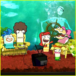 Chelsea Staub: Fish Hooks Preview TONIGHT!